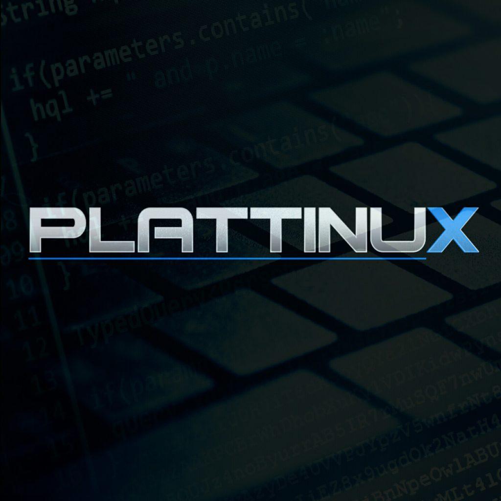 logo plattinux