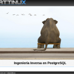 Ingenieria Inversa en PostgreSQL