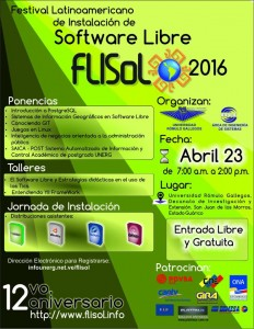 flisol 2016 guarico plattinux