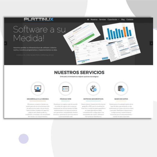Plattinux - Innovación Tecnológica