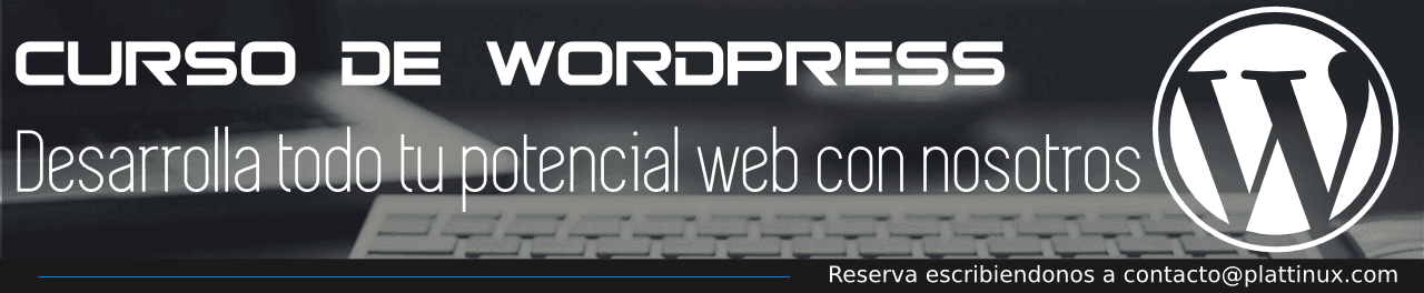 Curso de paginas web wordpress caracas plattinux