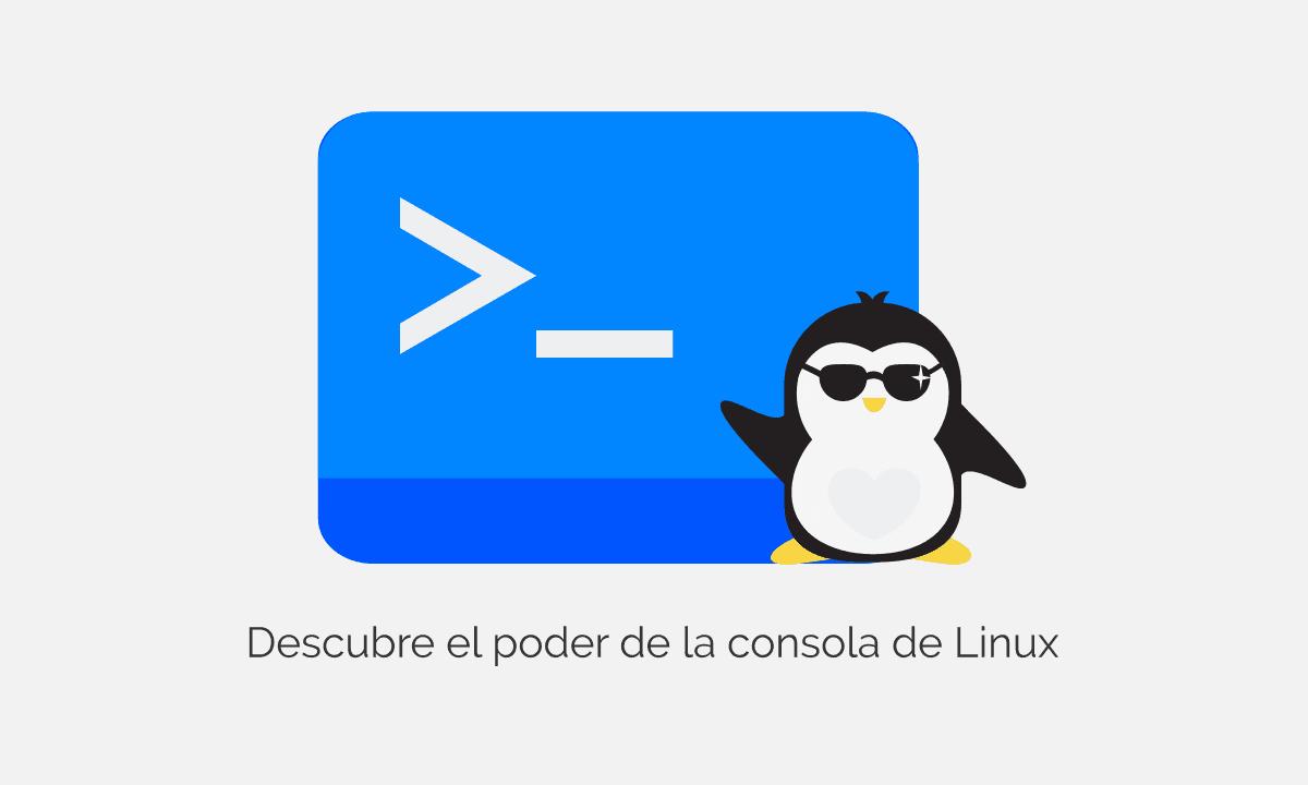 Curso de consola en Linux